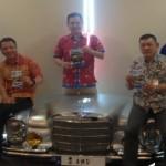 BCA Expo Pamerkan Mobil Mewah di Semarang