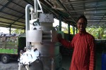 ENERGI ALTERNATIF : 100% Minyak Jelantah Bakal Topang Pabrik Aqua