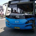 KECELAKAAN SEMARANG : Sopir Ugal-Ugalan, BRT Sebabkan Kecelakaan Karambol