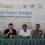 Ingin Petani Sejahtera, PT Bumi Laras Hijau Bikin Program Penyaluran KUR