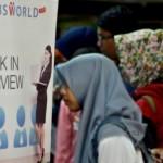 FOTO BURSA KERJA SEMARANG : Job Fair Semarang Digelar di Mall Sri Ratu