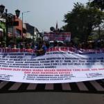 Protes Pernyataan Wakil Rakyat, Pengemudi Taksi Argometer Datangi DPRD DIY
