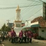 Festival Garis Imajiner, Penghubung Merapi, Keraton dan Pantai Selatan Digelar di Kali Code
