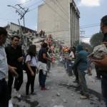Meksiko Diguncang Gempa 7,1 SR, Korban Tewas Capai 149 Orang