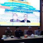KAMPUS DI SEMARANG : Tambah 2 Guru Besar, Undip Punya 108 Profesor