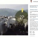 KEBERSIHAN SEMARANG : Waraganet Soroti Hewan Ternak di TPA Jatibarang