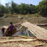 Ambruk, Jembatan Sasak Solo-Gadingan Ditutup Total