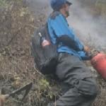 KEBAKARAN KUDUS : Api di Hutan Perhutani Dipadamkan Bersama-Sama