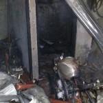 KEBAKARAN SOLO : Rumah Bakul Kijing di Bonoloyo Terbakar, Kerugian Rp200 Juta