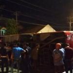KECELAKAAN KUDUS : Sopir Bus Indonesia Dijadikan Tersangka