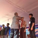 250 Anggota Karang Taruna DIY Ikut Kemah Kebangsaan di Karst Tubing