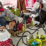 KONVERSI BBM KE GAS : Pertamina Jamin Elpiji 3 Kg untuk Nelayan Cukup