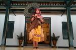 Putri Mangkunegaran Jadi Maskot Festival Payung Indonesia 2017