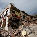 Korban Tewas Akibat Gempa 8,1 SR di Meksiko Capai 58 Orang