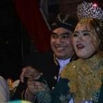 AGENDA KENDAL : Hadiri Karnaval di Weleri, Bupati Mirna Bikin Pangling