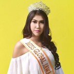 Mahasiswi Solo Raih Gelar Miss Global Indonesia 2017