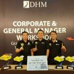 HOTEL DI JOGJA : Hotel Dafam Fortuna Jogja Raih 5 Awards