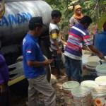 Sudah Mulai Hujan, Tapi 3 Desa di Prambanan Ini Masih Dipasok Air