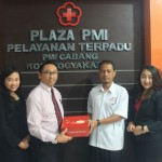 Karyawan Gallery Prawirotaman Hotel Datangi PMI untuk Donorkan Darah