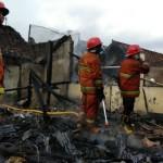 KEBAKARAN JOGJA : Rumah di Ngadisuryan Terbakar, 2 Orang Luka