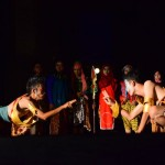 PENTAS TEATER : Yang Lain Korupsi, Pemimpin Malah Nyanyi-nyanyi