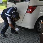 Mendadak, Uji Emisi Kendaraan Digelar di Kampus