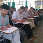 176 Peserta Ikuti Ujian Tertulis Seleksi Panwascam Boyolali