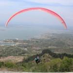 KEJURNAS PARALAYANG 2017 : Latihan Resmi di Puncak Joglo Wonogiri, Satu Atlet Mendarat Darurat