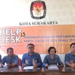 PEMILU 2019 : Panwaslu Solo Geram Tak Dikasih Data Parpol, Ini Tanggapan KPU