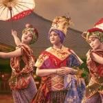 Tampil di Festival Payung, Dian Oerip Terinsipirasi Alam Sumba