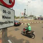 Pembatasan Motor di Jakarta, Kurir Dirugikan