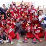 POPNAS 2017 : Tundukkan Jabar 2-0, Tim Sepak Bola Jateng Pertahankan Emas
