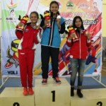 POPNAS 2017 : Voli Putra-Putri Jateng Kompak di Urutan Ke-3