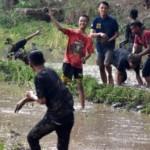 Foto Tradisi Popokan Lestari di Semarang