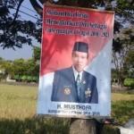 PILKADA 2018 : Poster Pencalonan Musthofa sebagai Gubernur Bikin Warganet Geram