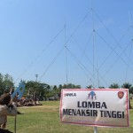 Ratusan Penggalang Beradu Keahlian dalam Inka Scout Challenge di Madiun