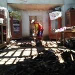 BENCANA PONOROGO : Tak Sampai 10 Detik, 4 Rumah di Bungkal Rusak Diterjang Puting Beliung