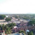 WISATA PONOROGO : Jelang Festival Reog Nasional, 40 Dadak Merak Beraksi di Ponorogo