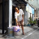 PENGELOLAAN SAMPAH KARANGANYAR : DLH Terapkan Sedekah Sampah untuk Kurangi Pasokan ke TPA