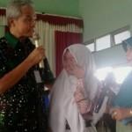 PENDIDIKAN JATENG : Dilarang Kuliah, Siswi Mengadu ke Ganjar