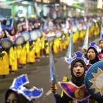 Jogja Takbir Festival di Jalan Malioboro Menarik Perhatian Wisatawan