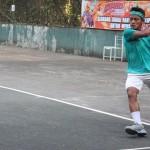 POPNAS 2017 : Tim Tenis Putra Jateng Sumbang Emas