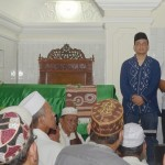 FOTO KABAR DUKA : Gubernur Makamkan Wali Kota Pekalongan