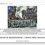 Laman Web PSSI Diserang Peretas, Ini Kata Pakar…