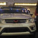 Wulis, Mobil Asal Tiongkok Mulai Masuk Jogja