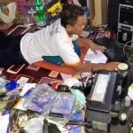 KISAH INSPIRATIF : Lumpuh, Pria Boyolali Ini Tak Menyerah Meski Harus Bekerja dengan Berbaring