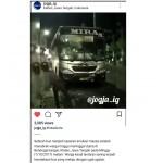KECELAKAAN KLATEN : Beredar Video Bus Mira Penabrak Warga Dilempari Batu di Bendogantungan