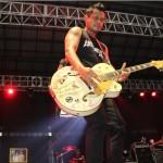 Konser di Guncang GOR Diponegoro Sragen, SID Selipkan Ajakan Menjaga Alam