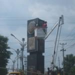 Lelang Pembangunan Tugu Adipura di Solo Baru Sukoharjo Diulang