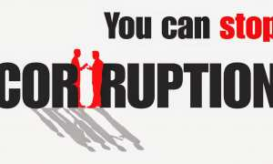 You can stop corruption. (Foto: tugassekolah.com)